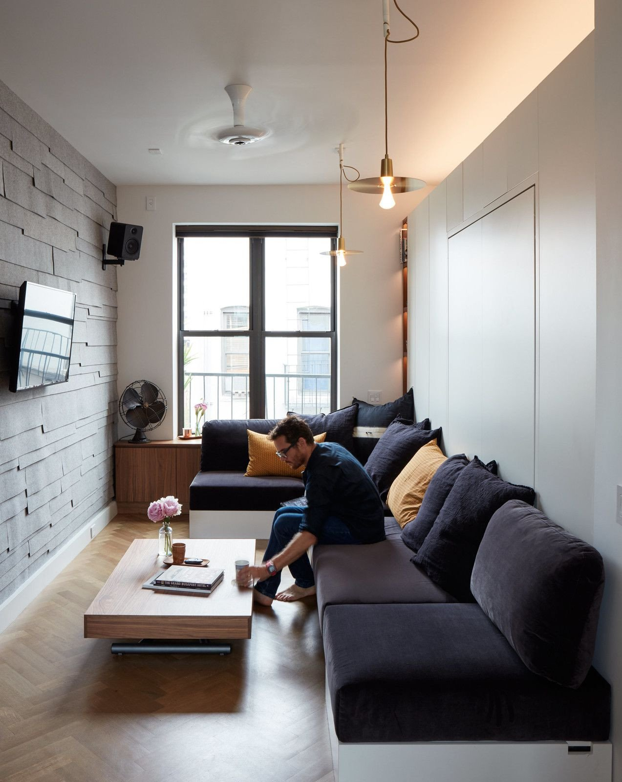 Small Apartment Living Room Ideas Unique Small Space Living In A soho Apartment
