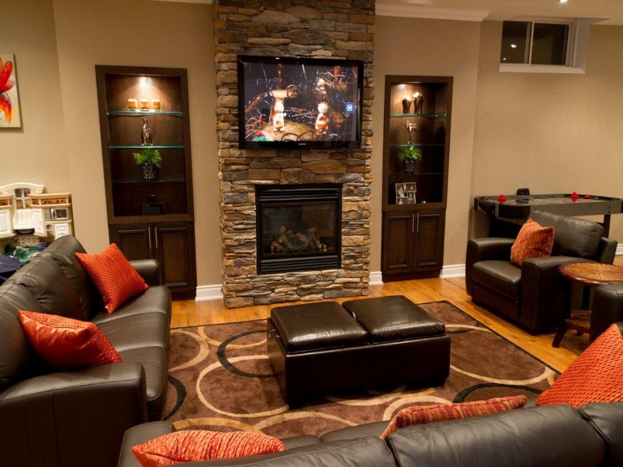 Small Basement Living Room Ideas Fresh Design Your Bedroom Game Small Basement Living Room Ideas Basement Living Room with Fireplace