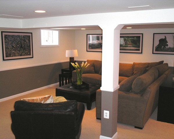 Small Basement Living Room Ideas Inspirational 33 Inspiring Basement Remodeling Ideas