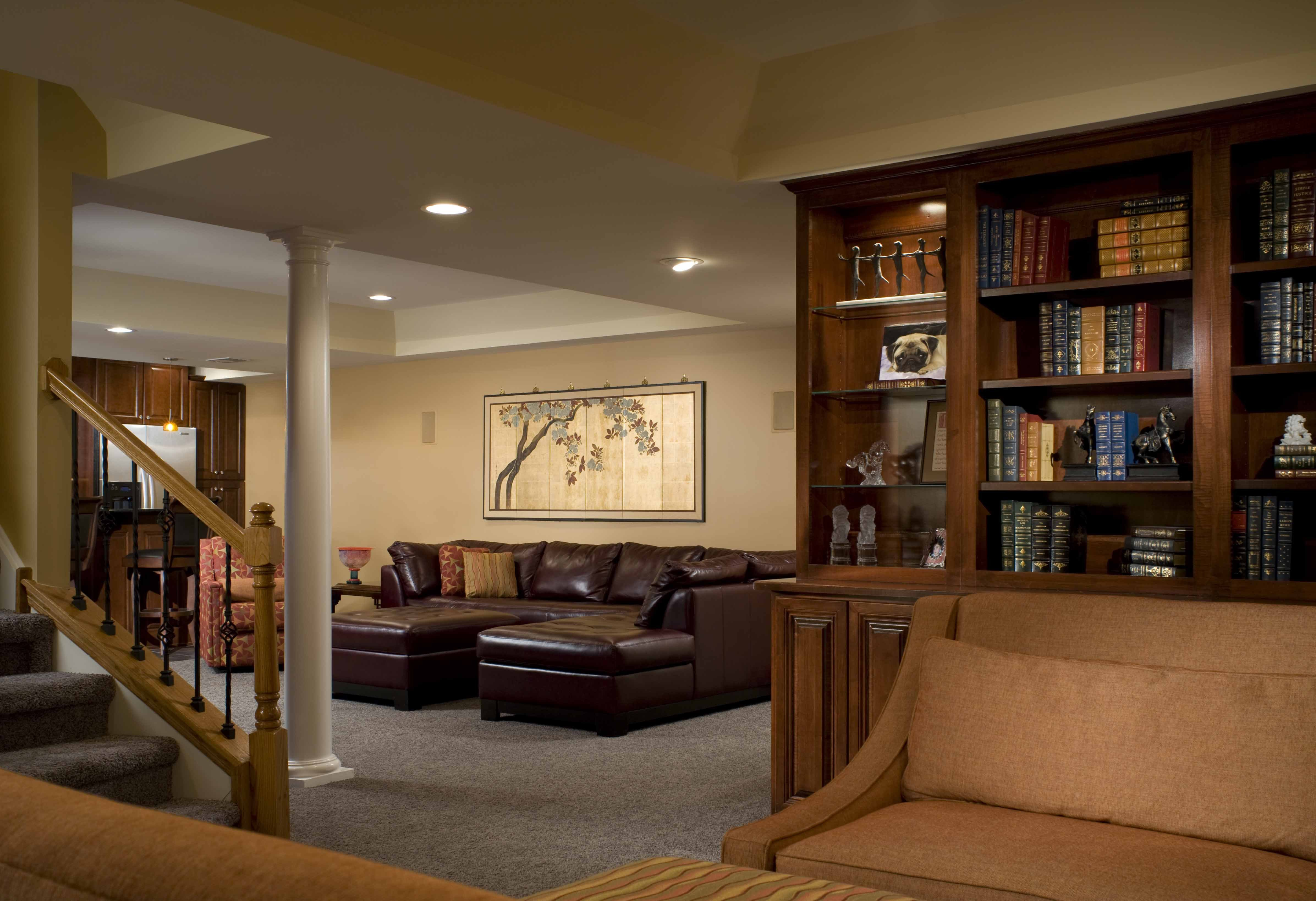 Small Basement Living Room Ideas Inspirational Cool Basement Ideas for Entertainment Traba Homes