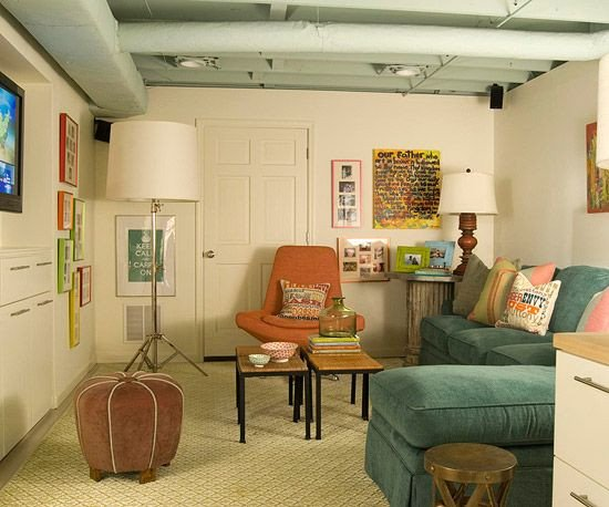Small Basement Living Room Ideas New Living Room Design Ideas