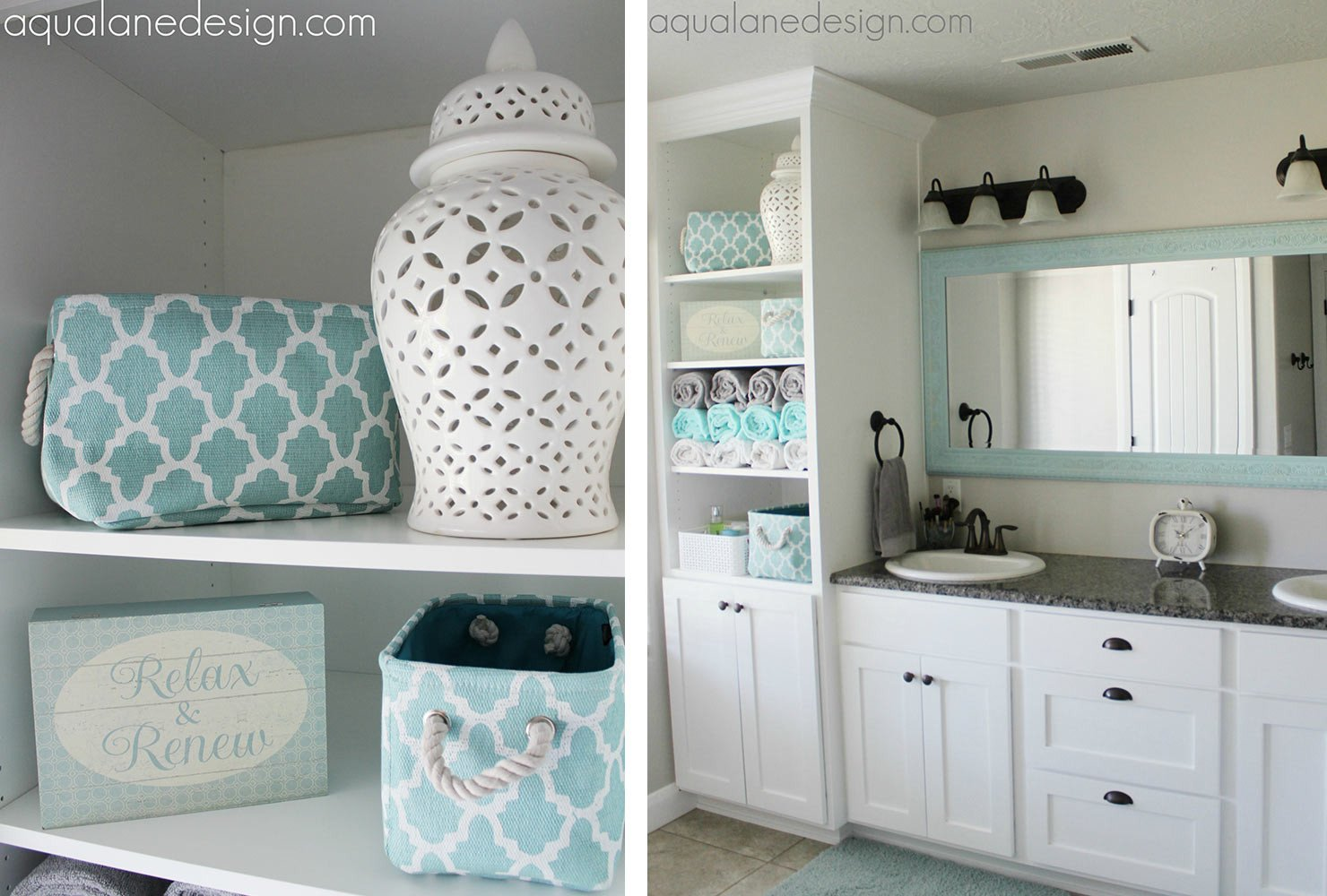 76 Ways To Decorate A Small Bathroom