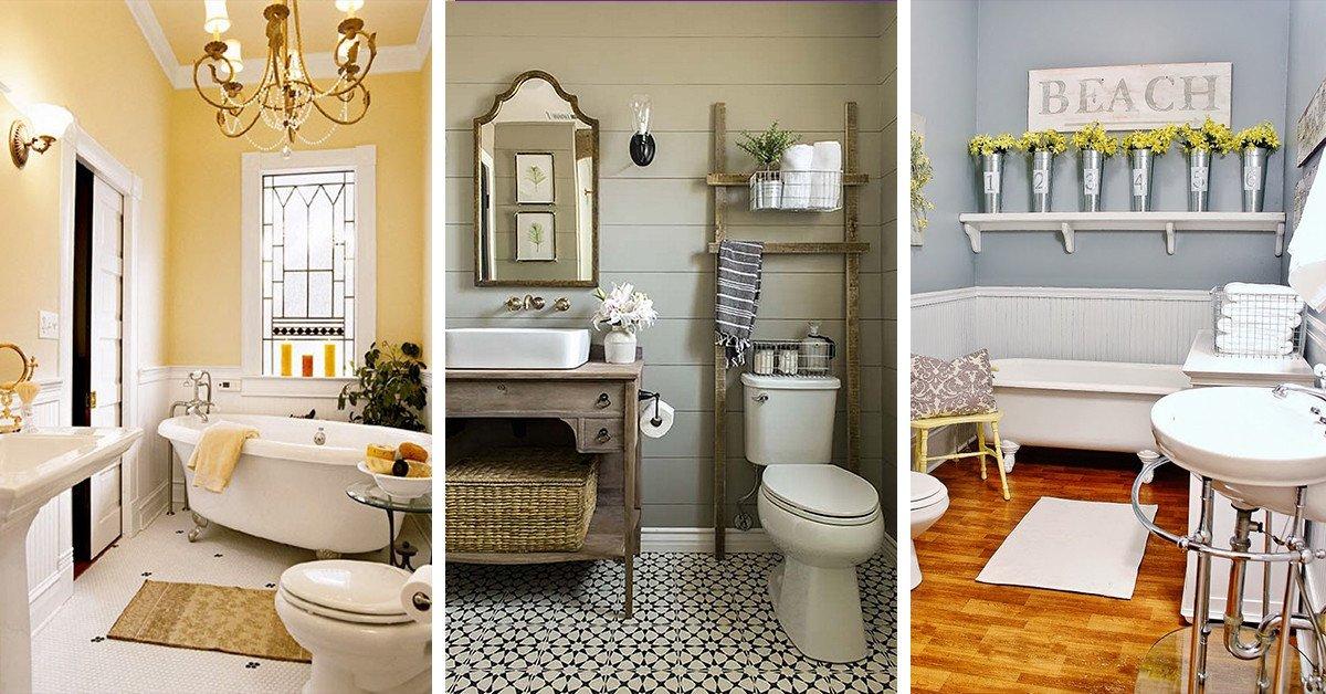 Small Bathroom Decor Ideas Pictures Unique 32 Best Small Bathroom Design Ideas and Decorations for 2019
