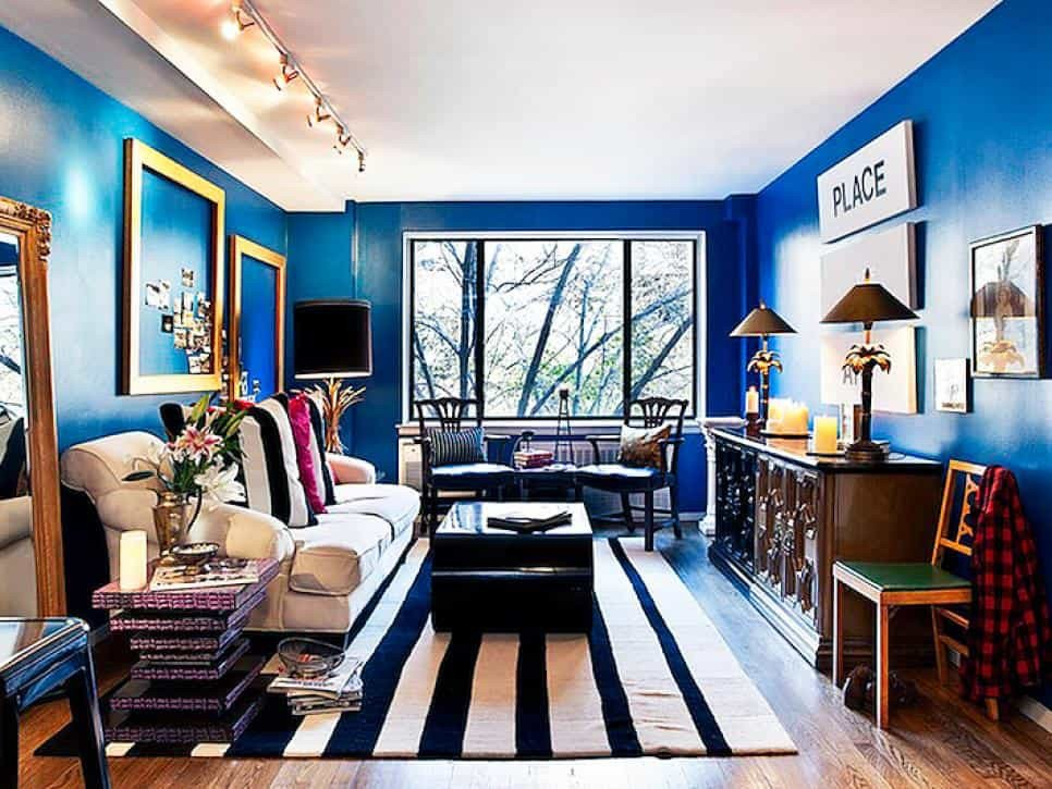 Small Blue Living Room Ideas Awesome Small Living Room Ideas for Entertaining Your social Circle