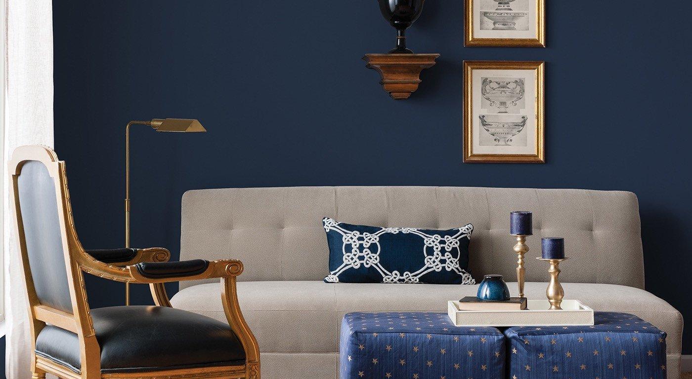 Small Blue Living Room Ideas Elegant 50 Shades Of Blue – Home Decor