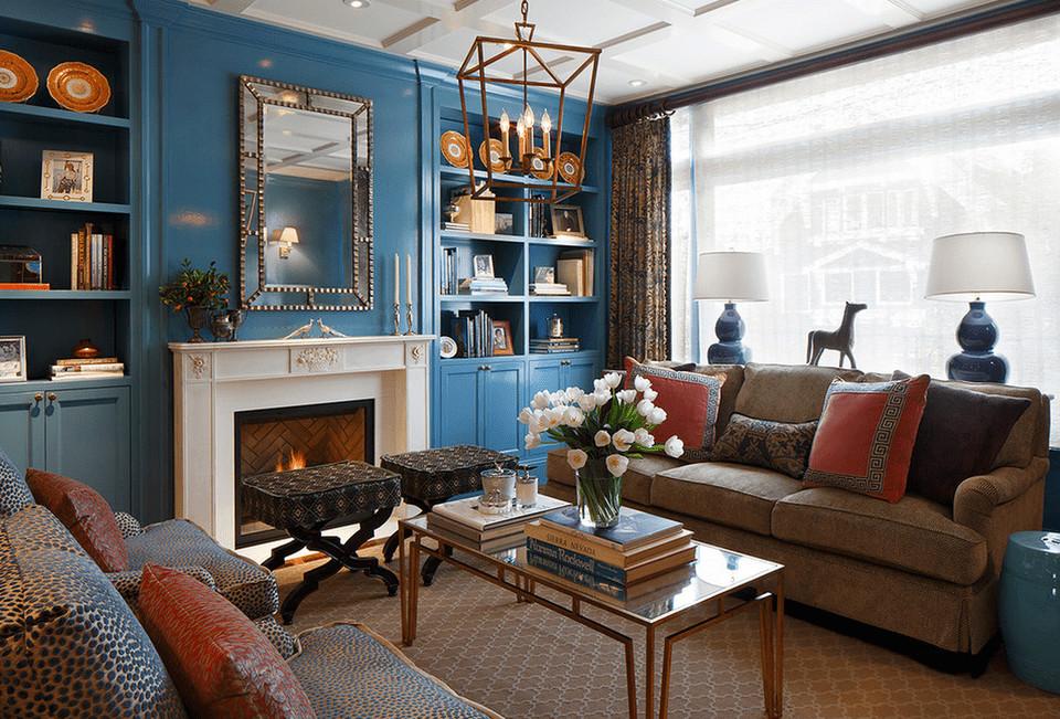 Small Blue Living Room Ideas Elegant Blue Living Room Ideas