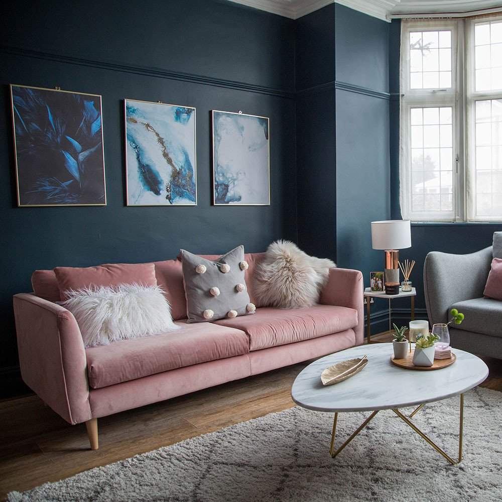 Small Blue Living Room Ideas Fresh Living Room Ideas Designs Trends Pictures and Inspiration for 2019