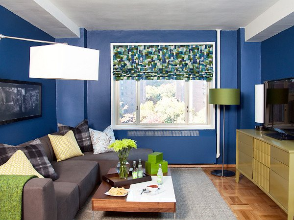 Small Blue Living Room Ideas Fresh Tips to Make Your Small Living Room Prettier