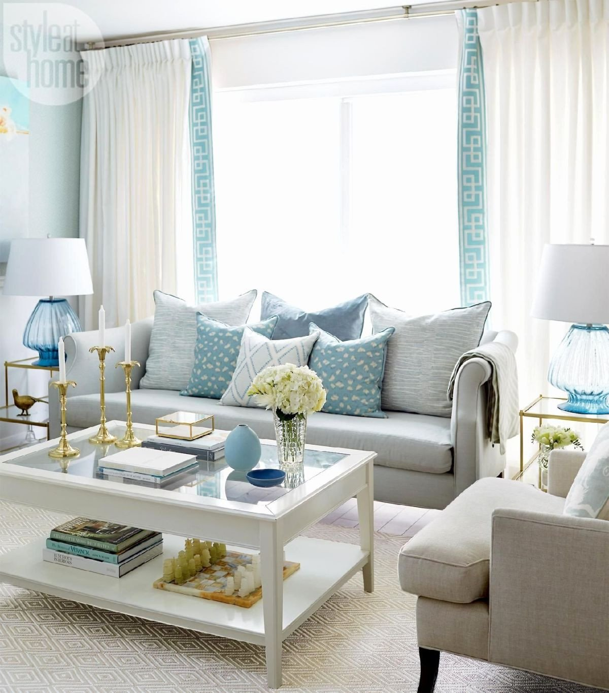 Small Blue Living Room Ideas Lovely 29 Blue Living Rooms Made for Relaxing