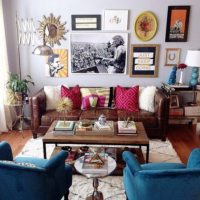 Small Bohemian Living Room Ideas Awesome 85 Inspiring Bohemian Living Room Designs Digsdigs