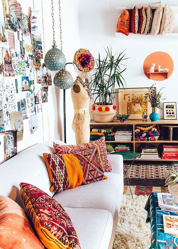 Small Bohemian Living Room Ideas Elegant 26 Bohemian Living Room Ideas Decoholic
