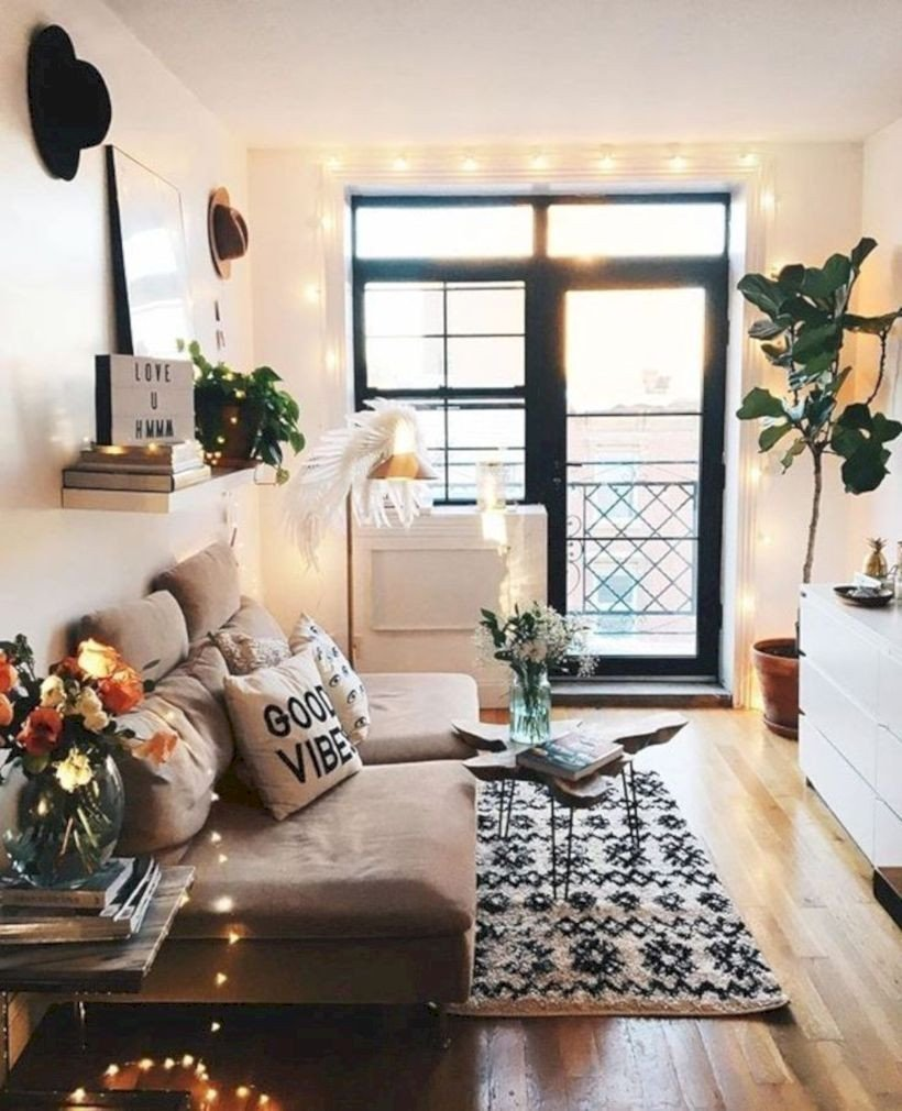 Small Bohemian Living Room Ideas Inspirational 30 Modern Bohemian Living Room Ideas for Small Apartment Home