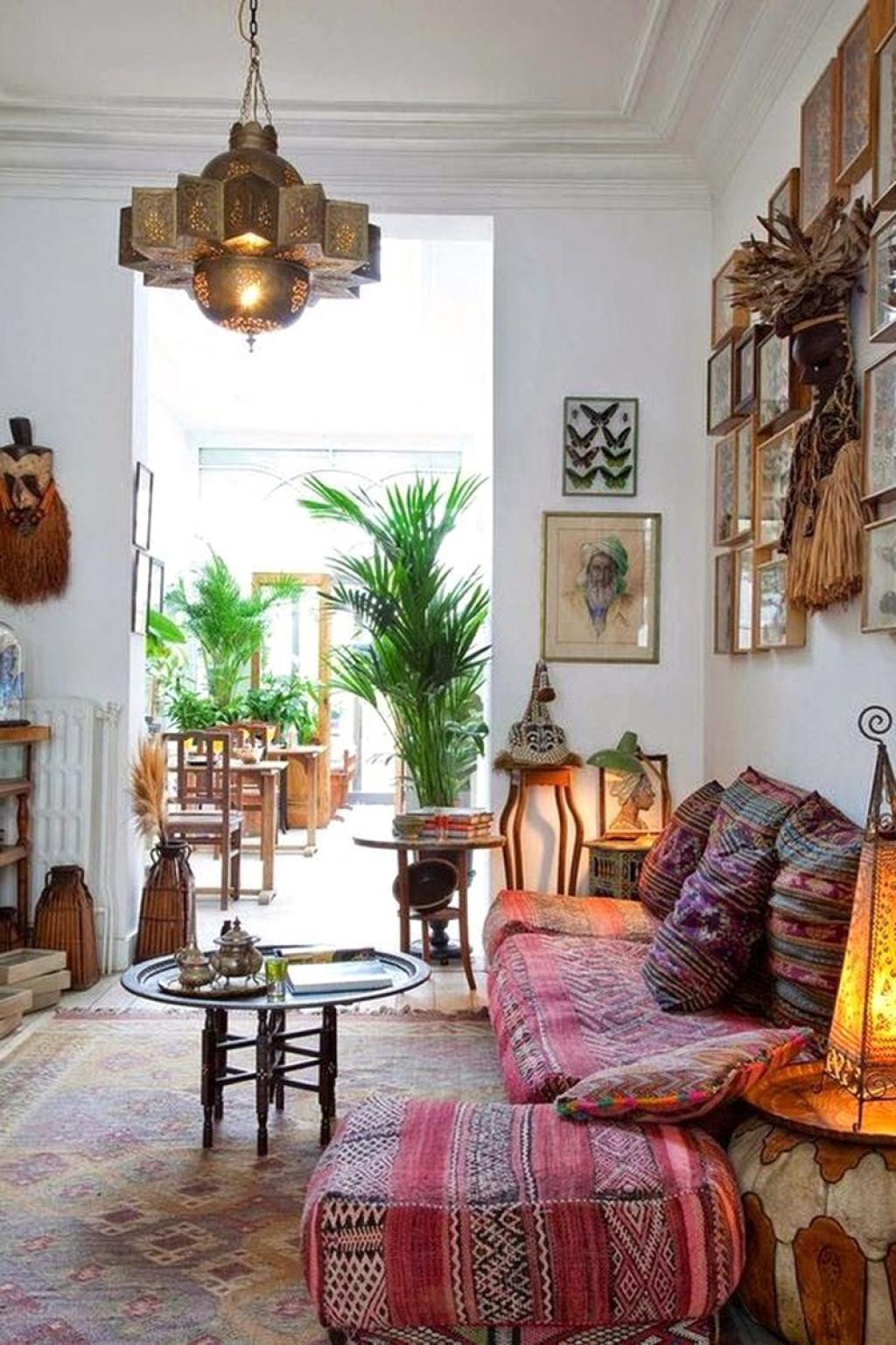 Small Bohemian Living Room Ideas Inspirational 31 Best Bohemian Interior Design Ideas