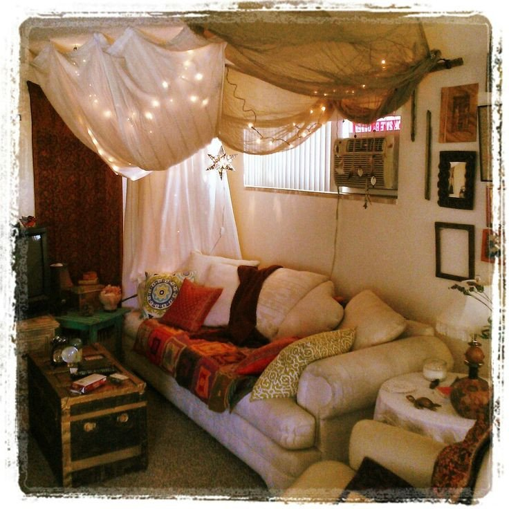 Small Bohemian Living Room Ideas Inspirational Bohemian Living Room In Small Spaces Home Decorating Pinterest