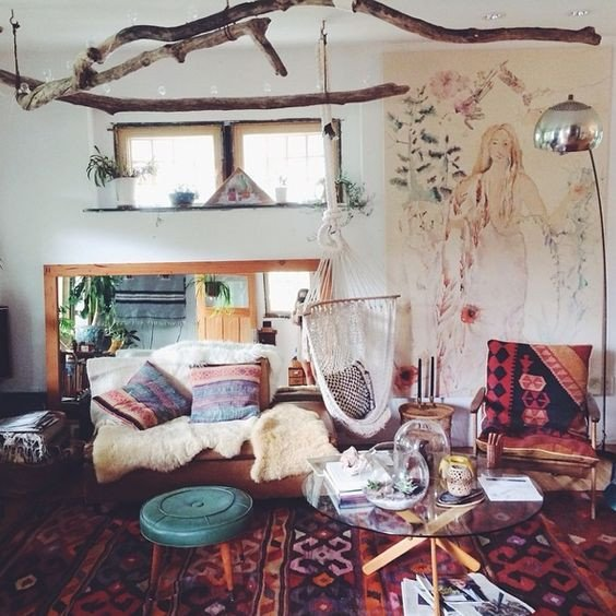 Small Bohemian Living Room Ideas Lovely 26 Bohemian Living Room Ideas Decoholic