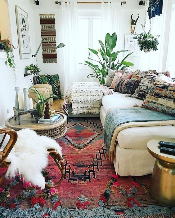 Small Bohemian Living Room Ideas Luxury 26 Bohemian Living Room Ideas Decoholic
