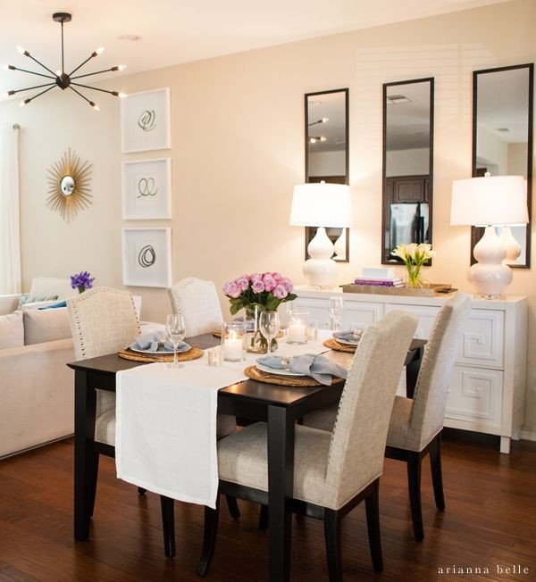 Small Dining Room Decor Ideas Beautiful 20 Small Dining Room Ideas On A Bud