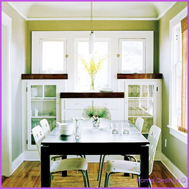 Small Dining Room Decor Ideas Luxury Dining for Small Spaces Homedesignq