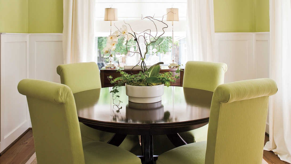 Small Dining Room Decor Ideas Luxury Make A Small Dining Room Look R Stylish Dining Room Decorating Ideas southern Living