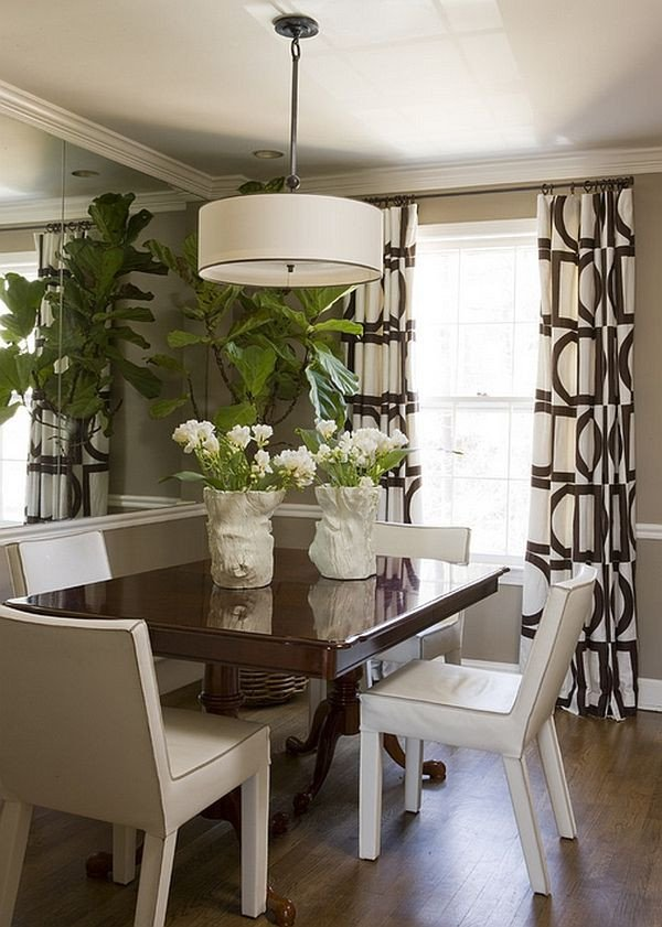 Small Dining Room Decor Ideas Luxury Small Dining Rooms that Save Up Space Me Gusta