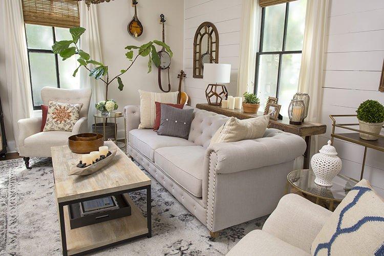 Small Farmhouse Living Room Ideas Elegant 10 Modern Farmhouse Living Room Ideas Housely