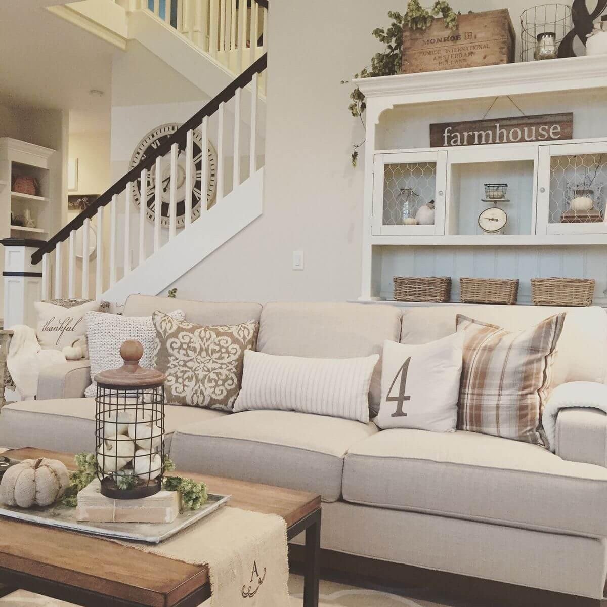 Small Farmhouse Living Room Ideas Lovely 35 Best Farmhouse Living Room Decor Ideas and Designs for 2017