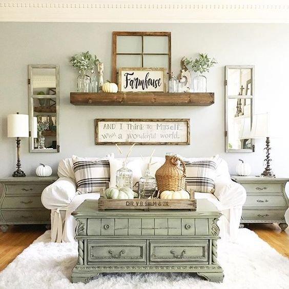 Small Farmhouse Living Room Ideas Luxury 15 Gorgeous Farmhouse Decor Ideas for Your Living Room