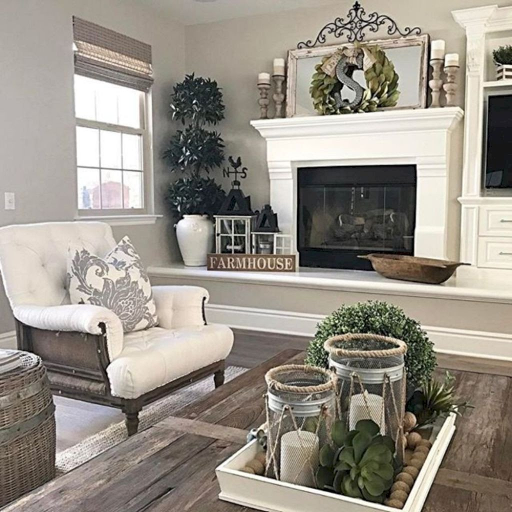 Small Farmhouse Living Room Ideas New 50 Cozy Farmhouse Living Room Decor Ideas Homeideas