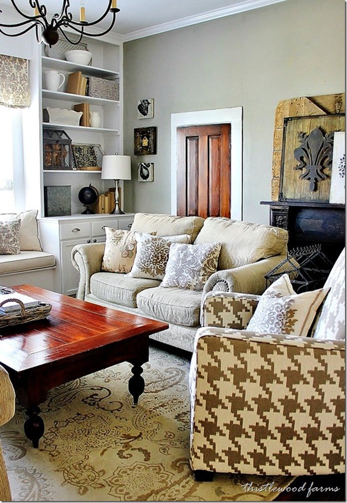 Small Farmhouse Living Room Ideas Unique Industrial Farmhouse Decorating Thistlewood Farm
