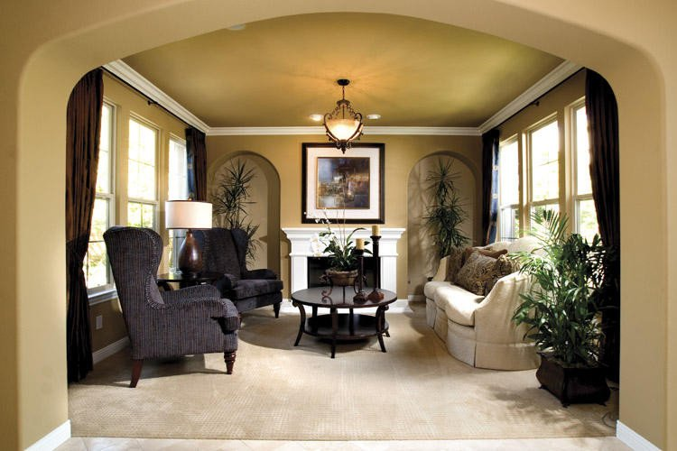 Small formal Living Room Ideas Elegant Warm formal atmosphere Living Room Ideas Home Ideas Blog
