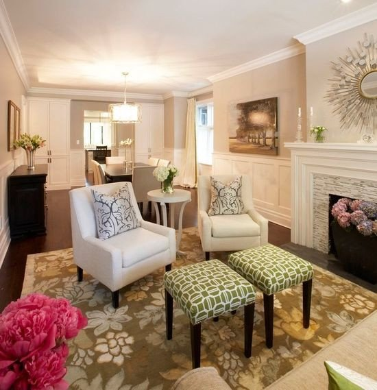Small formal Living Room Ideas New Small Living Rooms Small formal Living Room Small Couch & Two Accent Chairs