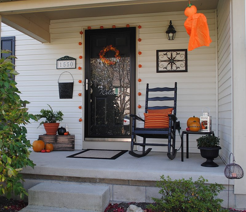 Small Front Porch Decor Ideas Awesome Small Front Porch Ideas Front House Decorating Homescorner
