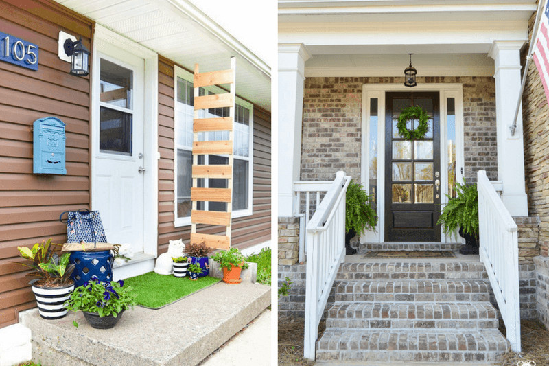 Small Front Porch Decor Ideas Beautiful 12 Wel Ingsmall Front Porch Ideas Love & Renovations