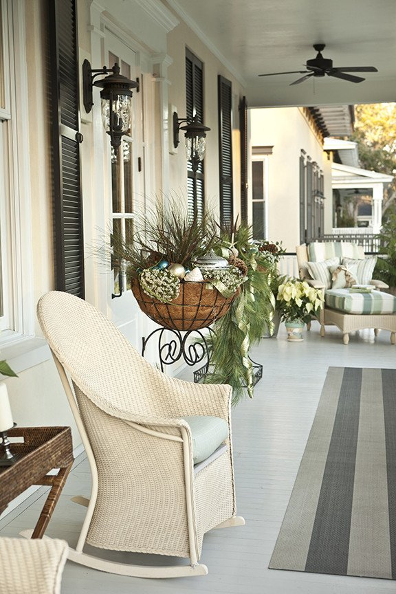 Small Front Porch Decor Ideas Beautiful Front Porch Ideas Decorating Your Front Porch In Every Season