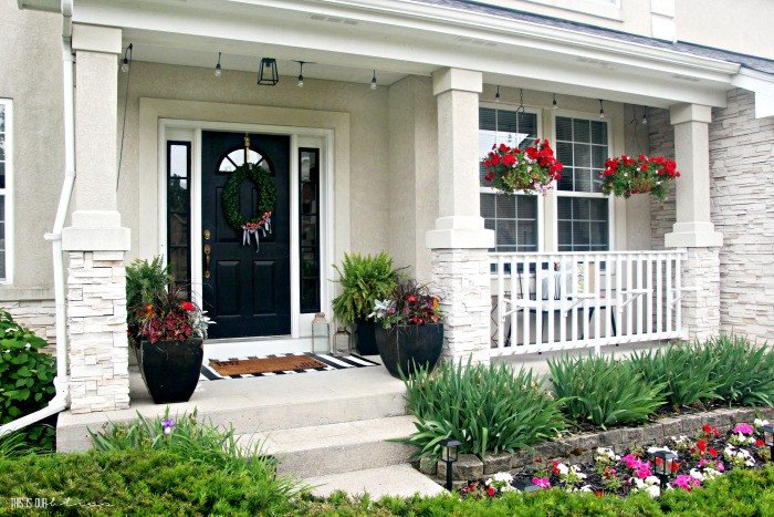 Small Front Porch Decor Ideas Best Of How to Spruce Up Your Front Porch