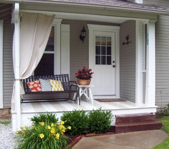 Small Front Porch Decor Ideas Fresh 39 Cool Small Front Porch Design Ideas Digsdigs