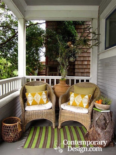 Small Front Porch Decor Ideas Fresh Small Porch Decorating Ideas