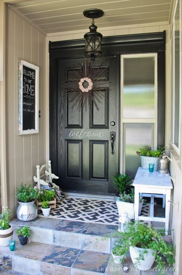 Small Front Porch Decor Ideas Inspirational 30 Cool Small Front Porch Design Ideas