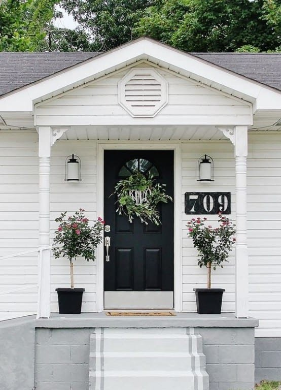 Small Front Porch Decor Ideas Lovely 26 Mesmerizing and Wel Ing Small Front Porch Design Ideas