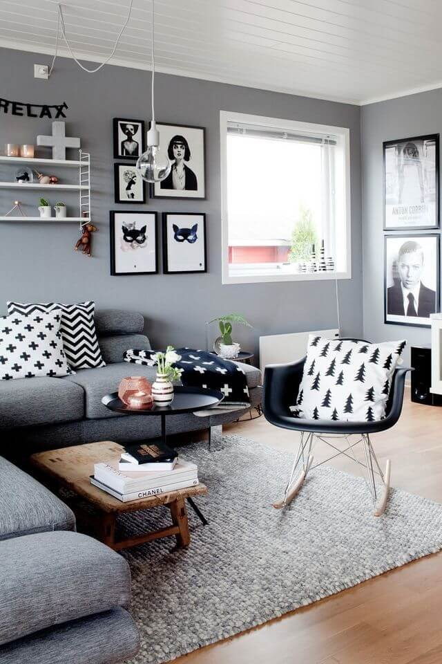 Small Gray Living Room Ideas Best Of 25 Best Small Living Room Decor and Design Ideas for 2019