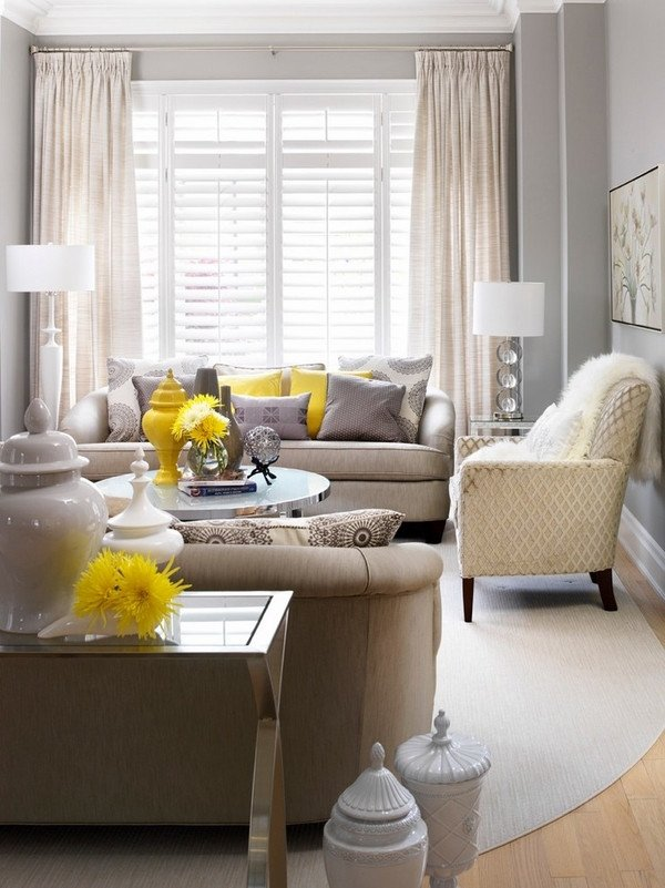 Small Gray Living Room Ideas Best Of 50 Decorating Ideas for Small Living Rooms Simple Tricks that Work