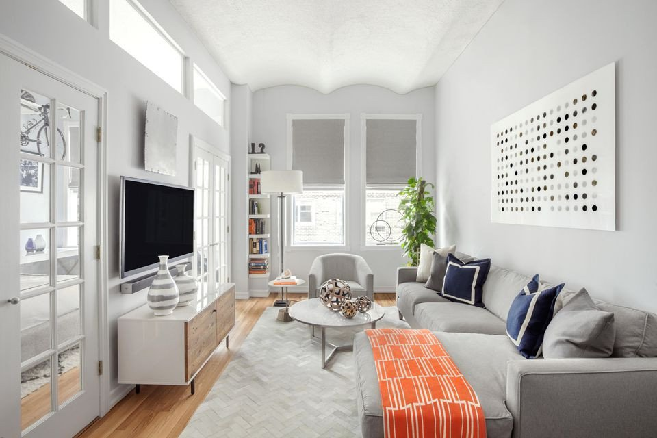 Small Gray Living Room Ideas Fresh How to Decorate A Small Living Room