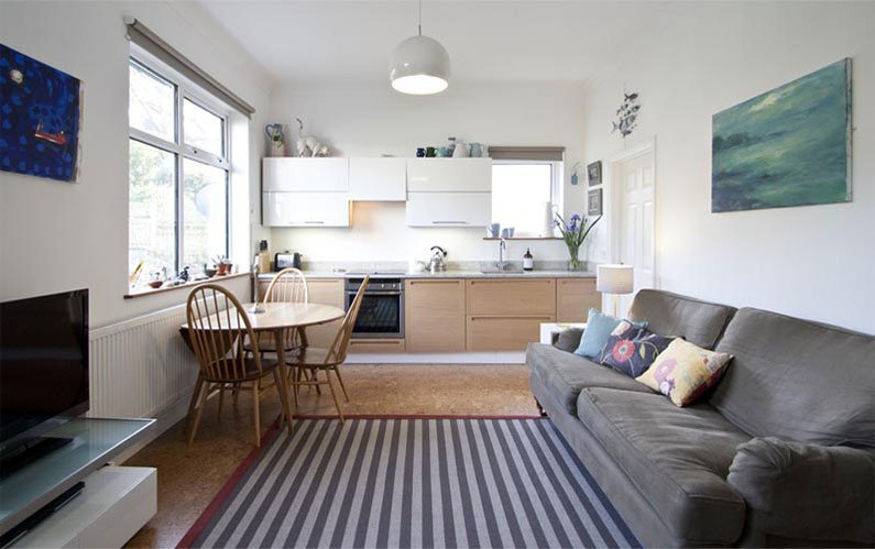 Small Kitchen Living Room Ideas Awesome 20 Best Small Open Plan Kitchen Living Room Design Ideas