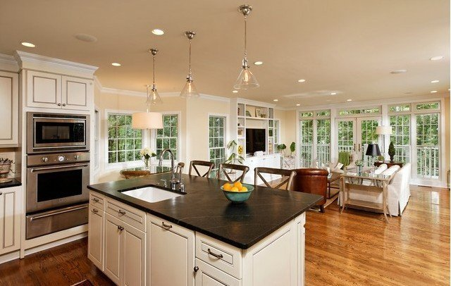 Small Kitchen Living Room Ideas New Open Concept Kitchen Pros Cons and How to Do It Right Decor Lovedecor Love