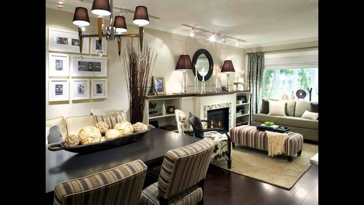 Small Living Dining Room Ideas New Living and Dining Room Ideas