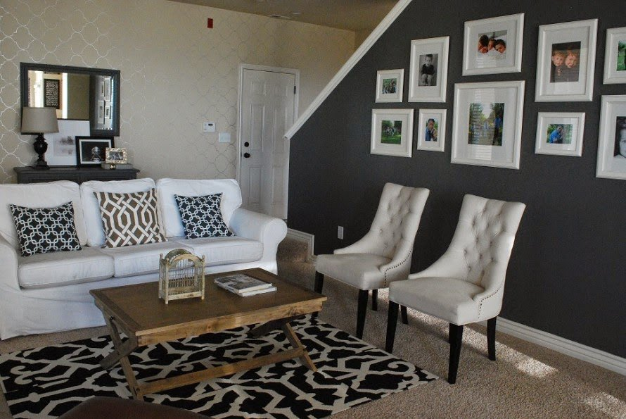 Small Living Room Accent Walls Ideas Awesome Renovating519