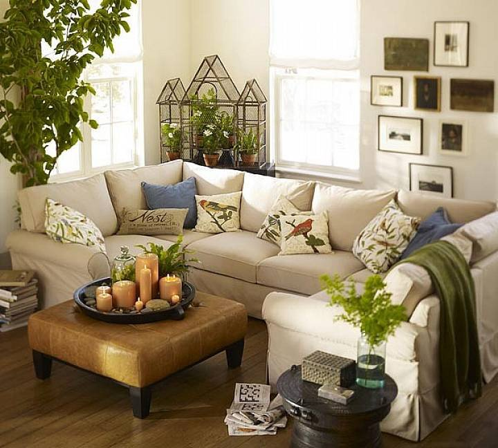 Small Living Room Decorating Ideas Lovely Break the Rules for Decorating Small Spaces