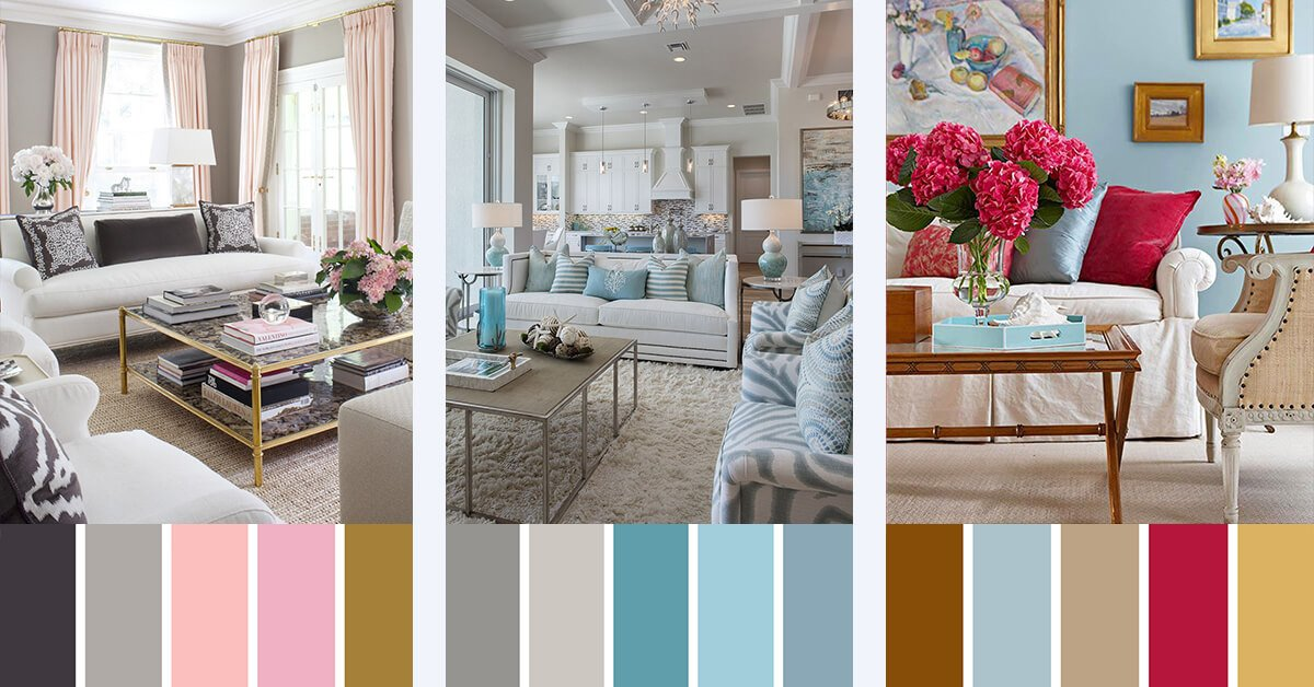 Small Living Room Design Colors New 7 Best Living Room Color Scheme Ideas and Designs for 2019