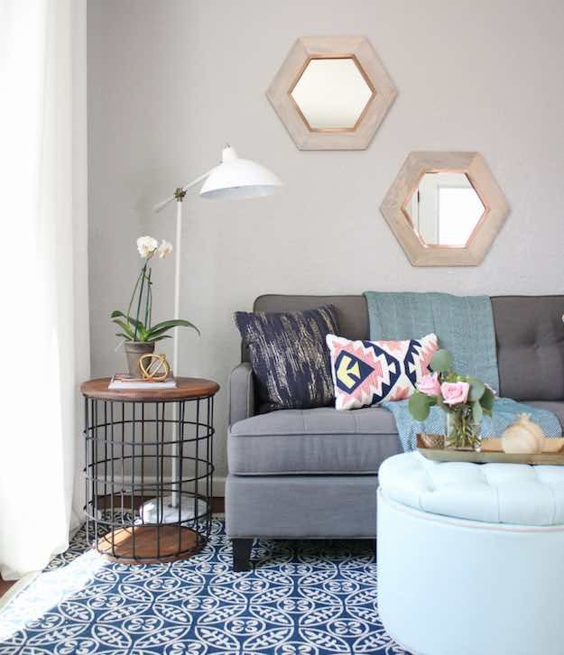 Small Living Room Diy Ideas Lovely How to Decorate A Small Living Room Diy Projects Craft Ideas & How to's for Home Decor with Videos