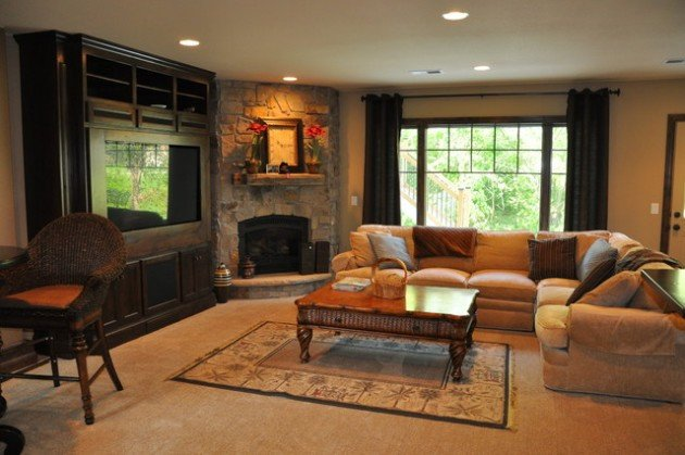 Small Living Room Fireplace Ideas Luxury 17 Ravishing Living Room Designs with Corner Fireplace